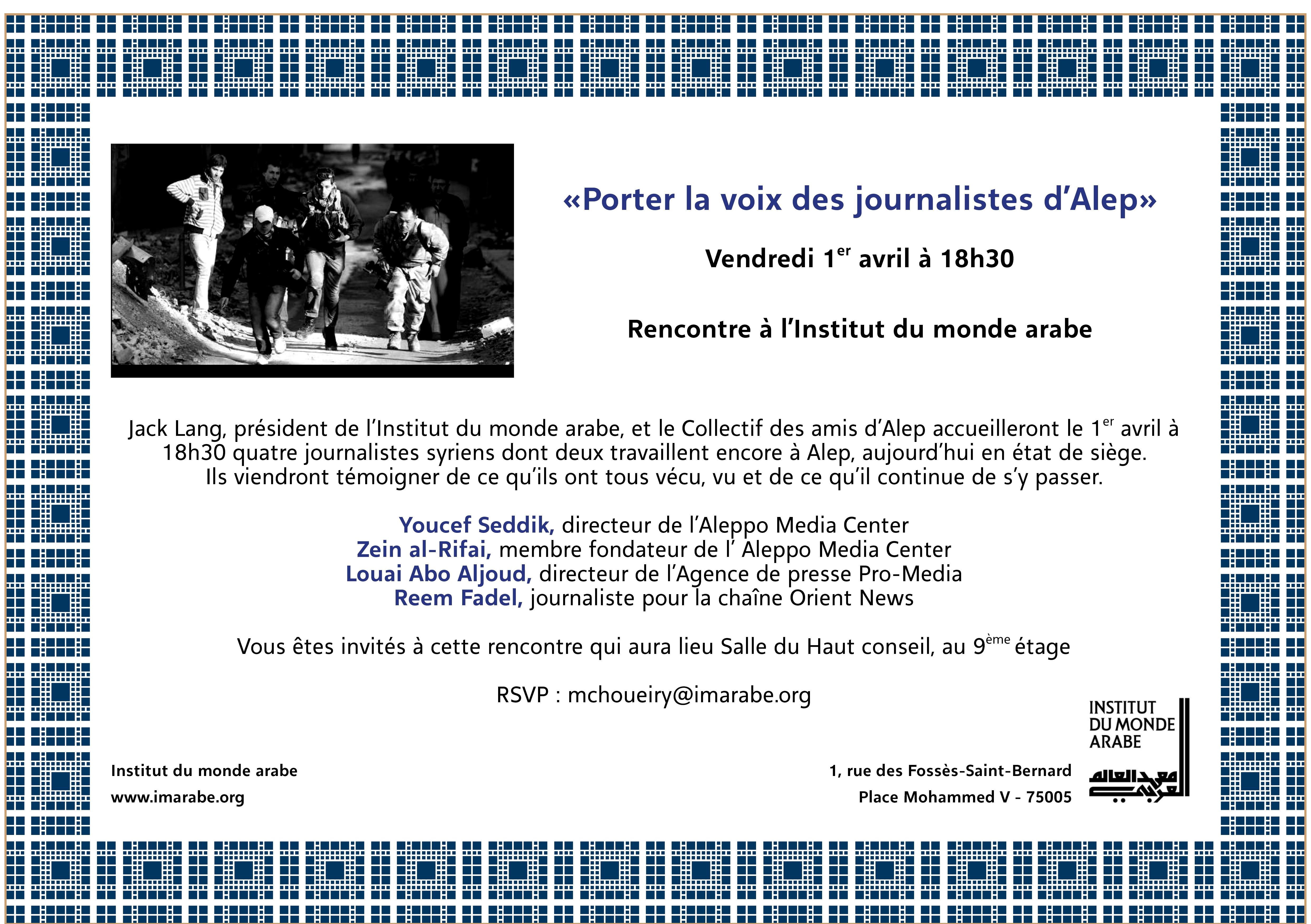 AAA- Voix des journalistes ALEP v1 Final
