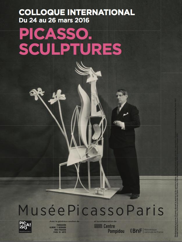 Affiche colloque Picasso